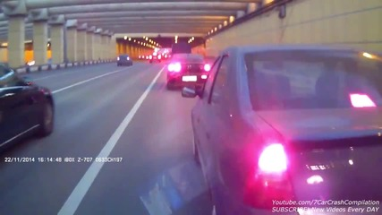 Автомобилни катастрофи 421 - Ноември 2014