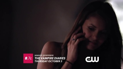 The Vampire Diaries Season 5 Extended Promo - _game Changer_ [hd]