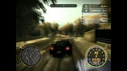 Need for speed: Most wanted - sprint race - pz