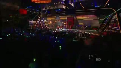 Ven Conmigo ( live ) Daddy Yankee & Prince Royce