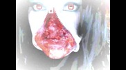 Unzipped Zipper Face Makeup