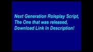 Скрипта на Next Generation Roleplay от Са-мп