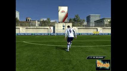 Fifa 11 - финтове туториал