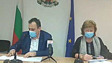 Увеличение на случаите на коронавирус в Пазарджишко