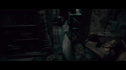 Хари Потър и Даровете на Смъртта (harry Potter and the Deathly Halows) Tv Spot 4 * Nowhere to hide *