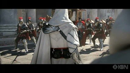 Hd Assassin s Creed Brotherhood Cinematic Trailer 2010