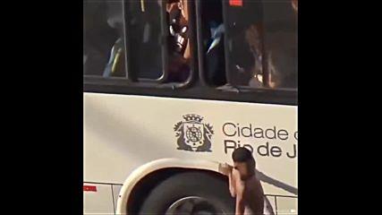 компилация арогантни крадци на олимпиадата в Рио - 2016