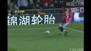 Cristiano Ronaldo, Messi, Rooney, Berbatov - Goals & Skills 2008