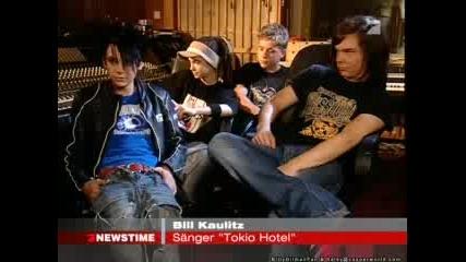 Tokio Hotel - Концерт