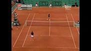 Roland Garros 1999 : Граф - Хингис |част 1/3