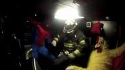 Над 1 000 000 гледания в youtube! Пожарникарите избухват. (смях)