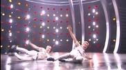 So You Think You Can Dance (season 7 week 5) - Kent & Neil - Broadway