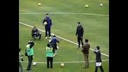 Дете vs Cristiano Ronaldo