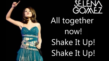 Selena Gomez Shake It Up!