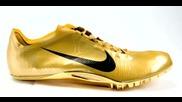 Шпайкове на Asafa Powell - Nike Zoom Aerofly