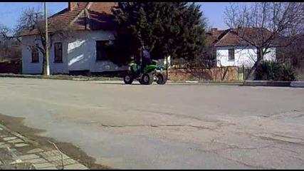 Dolna Riksa - Kfx 700