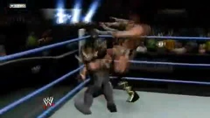 Smackdown vs Raw 2010 Bragging Rights Fatal Four Way Match