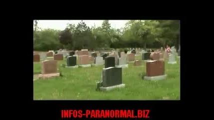 Извънземно на гробището