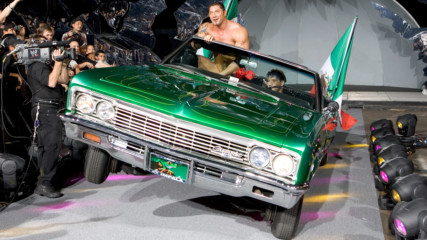 Coolest car entrances: WWE Playlist