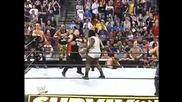 Отбора на Stone Cold, срещу Отбора на Eric Bischoff.