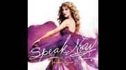 Taylor Swift - Enchanted + Превод