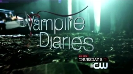Превод !! The Vampire Diaries Extended Promo 3x03 - The End Of The Affair [hd]