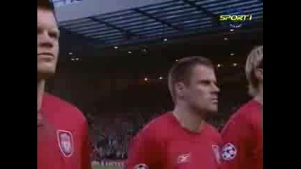 Liverpool - Youll Never Walk Alone