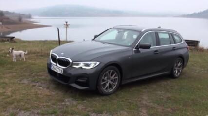 BMW 3-Series Touring и Hyundai Kona Electric - Auto Fest S03EP01