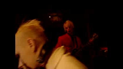 Tim Skold & John5 - In The Studio