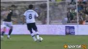 02.10.2010 Валенсия - Атлетик (билбао) 2 : 1 Mач от Испанската Примиера Дивизион