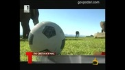 Нечовешки футбол - Господари на ефира