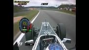 Rubens Barrichello Onboard Germany Gp 2011 Free Practice 3