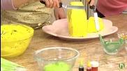 Как да си направим торта-чантичка