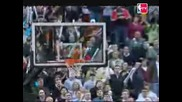 Allen Iverson Game - Winning Shot Against