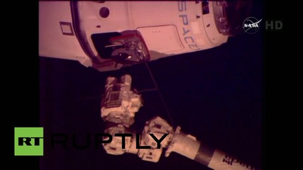 ISS: SpaceX Dragon successfully docks with ISS, supplies delivered
