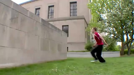 Levi Meeuwenberg - Parkour and Freerunning Showreel