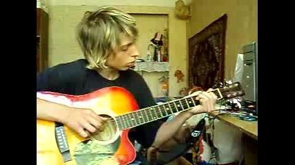 Rette Mich - Cover Version [guitar]