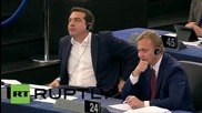 France: German MEP Weber blasts Tsipras