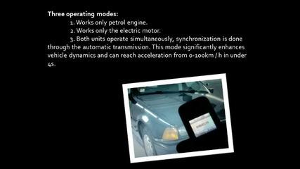 Електро Хибрид Ауто - Презентация