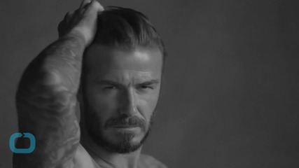 David Beckham Is Both Hilarious and Hot in His New Underwear
