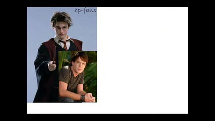 harry potter and h2o just add water