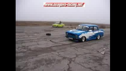 Москвич - Zemder - Кюстендил