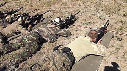 Russia: Snipers aim for first place in international competition