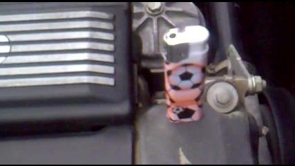 520i M50b20 Cold engine Work