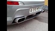 Bmw M6 turbo sound Бмв мърка зверски