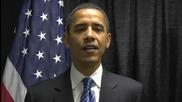 Барак Обама се обръща към феновете на Wwe
