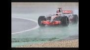 Fernando Alonso And. Niko Rozberg.wmv