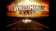Wwe Wrestlemania 26 Theme Song - I Made It (cash Money Heroes) by Kevin Rudolf