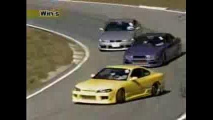 Японски Drift