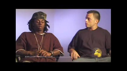 Lil Wayne Interview